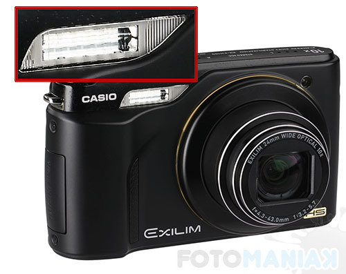 casio exilim ex fh100 manual