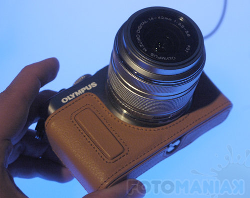 olympus pen lite e pl3 manual
