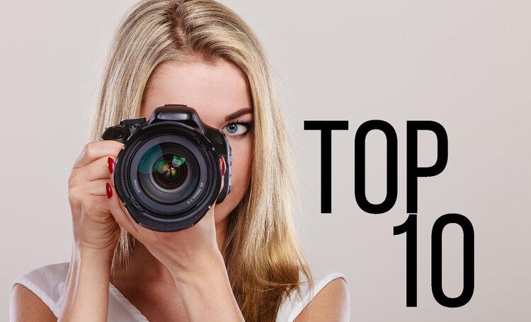 Najlepsze aparaty. TOP-10 - TOP10 Jaki aparat fotograficzny