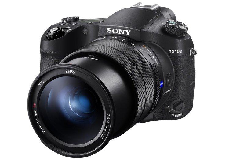 Sony RX10 IV – superzoom do zdjęć i filmów -