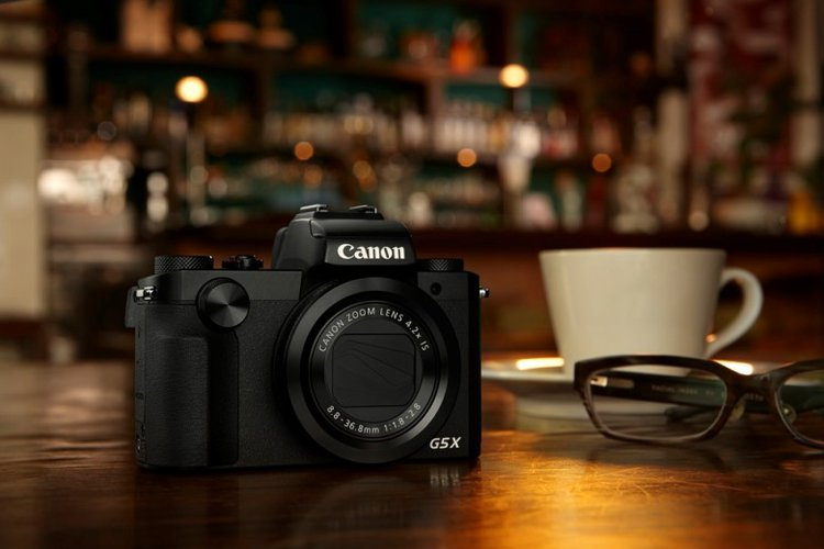 Nadciąga Canon PowerShot G5 X Mark II -