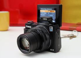Canon PowerShot G1 X mark III już w październiku? -