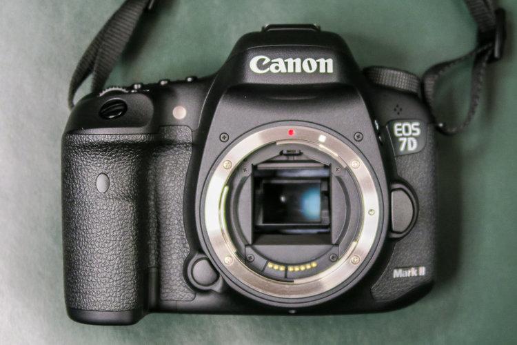 Kiedy zobaczymy lustrzankę Canon EOS 7D Mark III? -