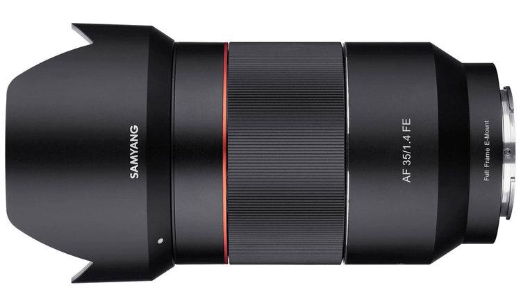 Samyang zapowiada nowy obiektyw: 35 mm F1.4 -