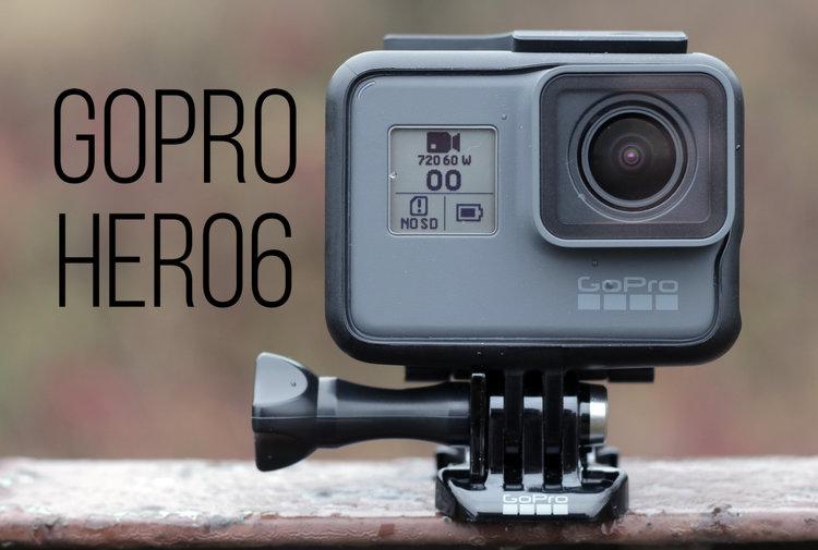 TEST | GoPro Hero 6. Świetna kamerka sportowa z małymi problemami -