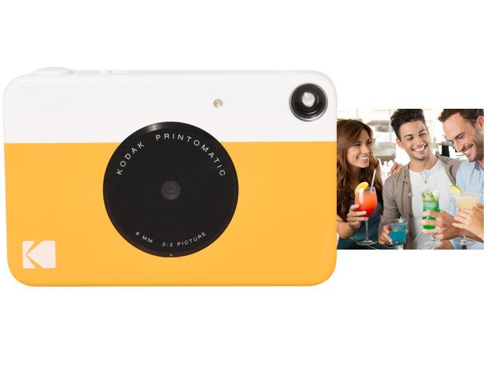 Kodak Printomatic: cyfrowy aparat z natychmiastowym wydrukiem zdjęć -