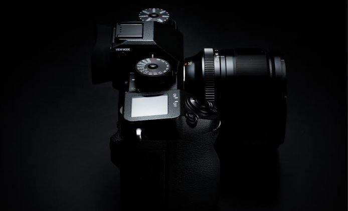 Fujifilm X-H1 oficjalnie -
