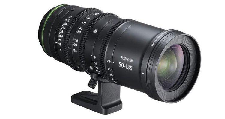 FUJINON MKX18-55mm i MKX50-135mm – nowe obiektywy filmowe -