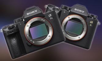 Sony A7 III vs Sony A9: czy warto dopłacić do droższego aparatu? -