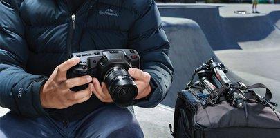 Blackmagic Pocket Cinema Camera 4K. Czy zagrozi aparatom do filmowania? -
