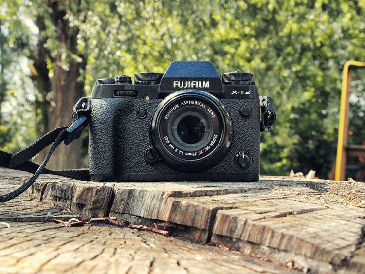 Majowa aktualizacja aparatu Fujifilm X-T2 wprowadza wiele zmian! -
