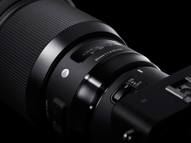 Sigma 50 mm F1.4 DG HSM Art i 85 mm F1.4 DG HSM Art dla Sony E -