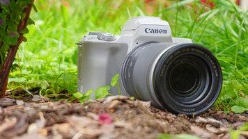 Canon EOS M50 – test. Fajny aparat w rozsądnej cenie -