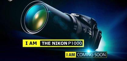Nikon COOLPIX P1000 z rekordowo długim obiektywem (zoom 125x!) -