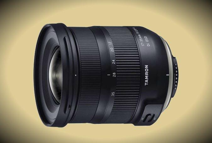 Tamron 17-35 mm f/2.8-4 Di OSD. Budżetowy zoom dla pełnej klatki -