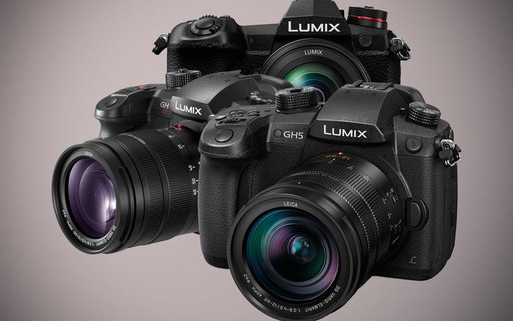 Aparaty Panasonic Lumix GH5, GH5S i G9. Trio dla zawodowców -