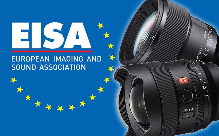Najlepsze obiektywy (EISA 2021) - TOP10 EISA jaki obiektyw