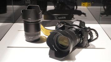 Trzy nowe obiektywy Nikon Z: 24-70 f/4, 50 mm f/1.8 i 35 mm f/1.8 -