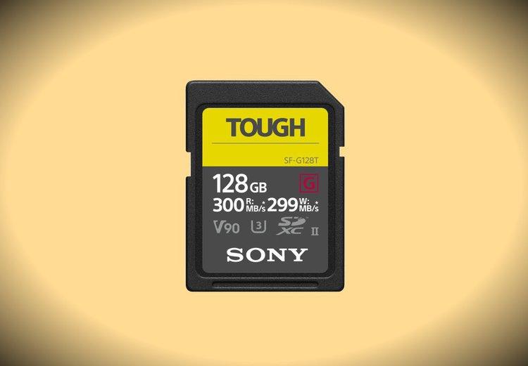 Superszybka i wytrzymała karta SD Sony dla fotografa i filmowca -