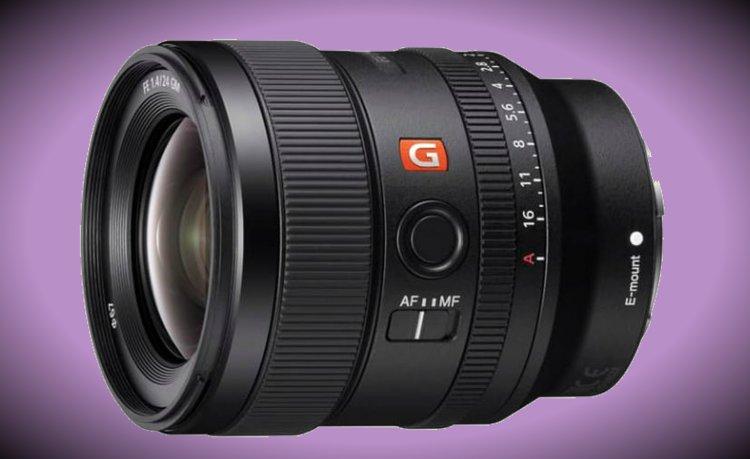 Sony G Master 24 mm f/1.4 dla pełnej klatki -