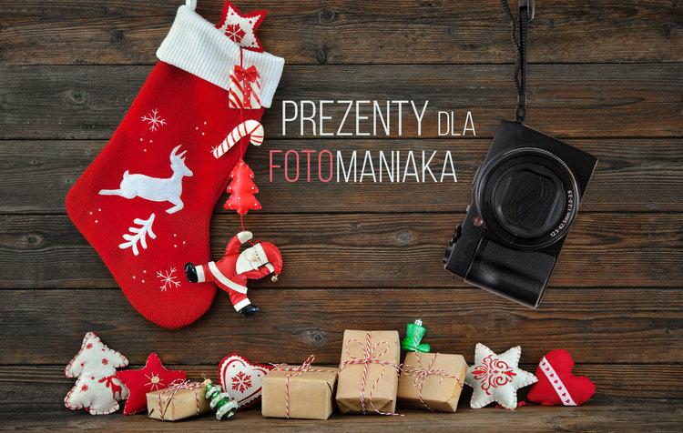 Prezenty dla fotografa: Gwiazdka 2018 - Prezenty 2018