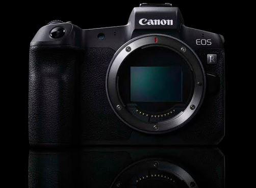 Canon EOS R będzie miał 5-osiową stabilizację -