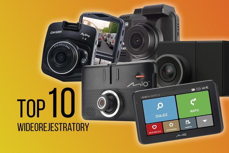 Jaki wideorejestrator wybrać? TOP-10 (2019) -