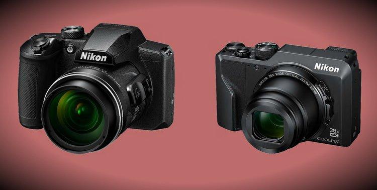 Nikon Coolpix A1000 i Coolpix B600. Dwa kompaktowe superzoomy -