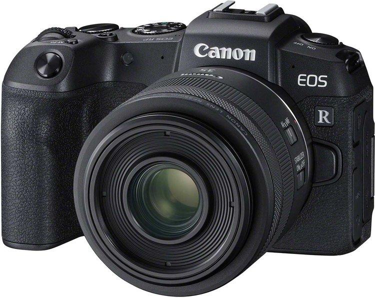 Canon EOS RP to lekki i tani pełnoklatkowy bezlusterkowiec -