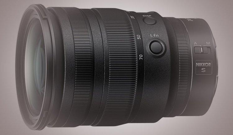 Nikkor 24-70 f/2.8 S. Uniwersalny zoom dla Nikon Z -