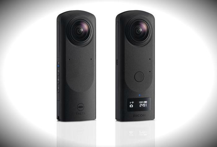 Ricoh Theta Z1, czyli kamera do filmów 360 stopni -