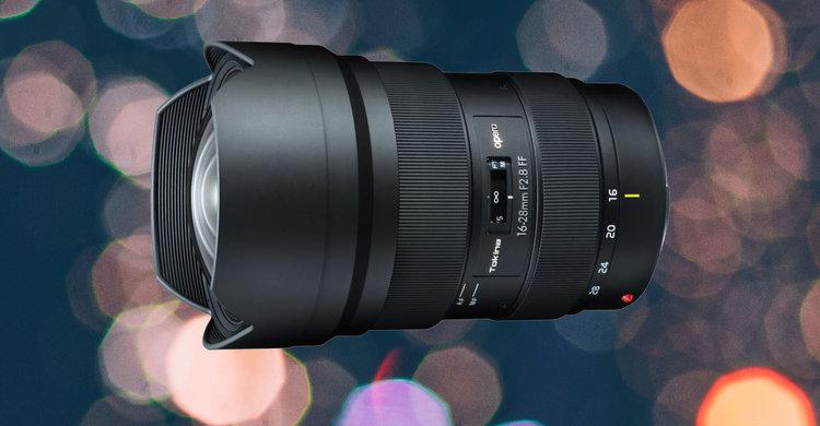 Tokina Opera 16-28 mm f/2.8. Szeroki kąt typu premium -