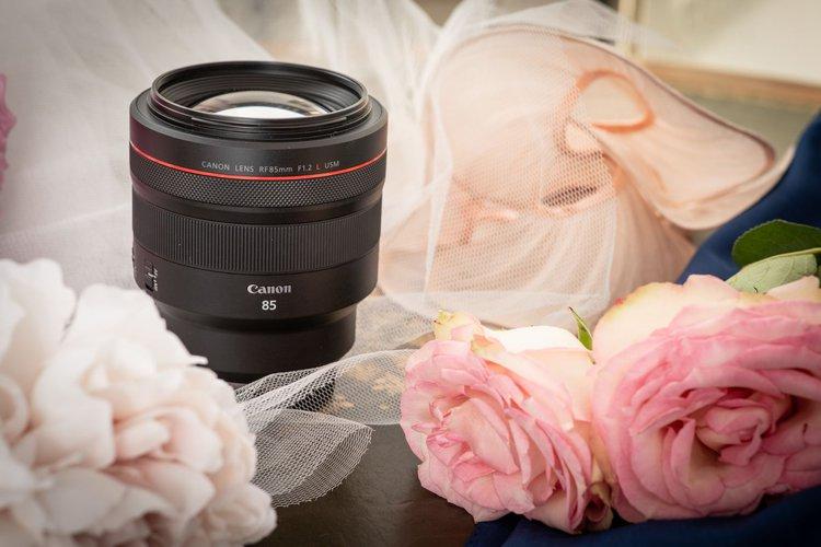 EOS RF 85mm F1.2L USM. Pełnoklatkowy obiektyw dla bezlusterkowców Canona -