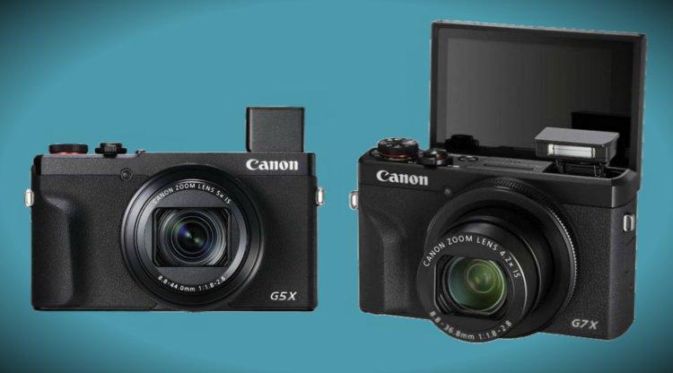 PowerShot G7 X Mark III i PowerShot G5 X Mark II. Zaawansowane kompakty Canona -