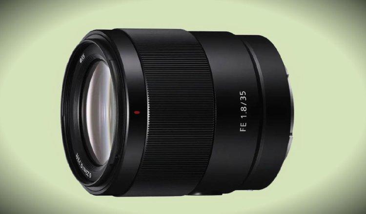 Sony FE 35 mm f/1.8 – obiektyw do pełnej klatki -