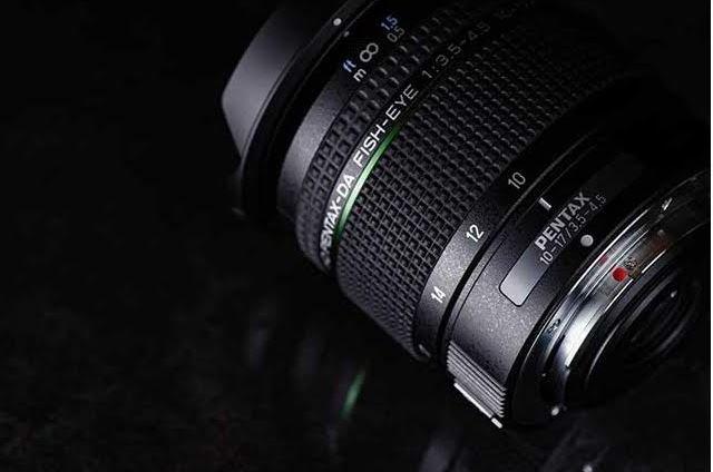 PENTAX-DA FISH-EYE10-17mmF3.5-4.5ED. Rybie oko dla aparatów Pentax -