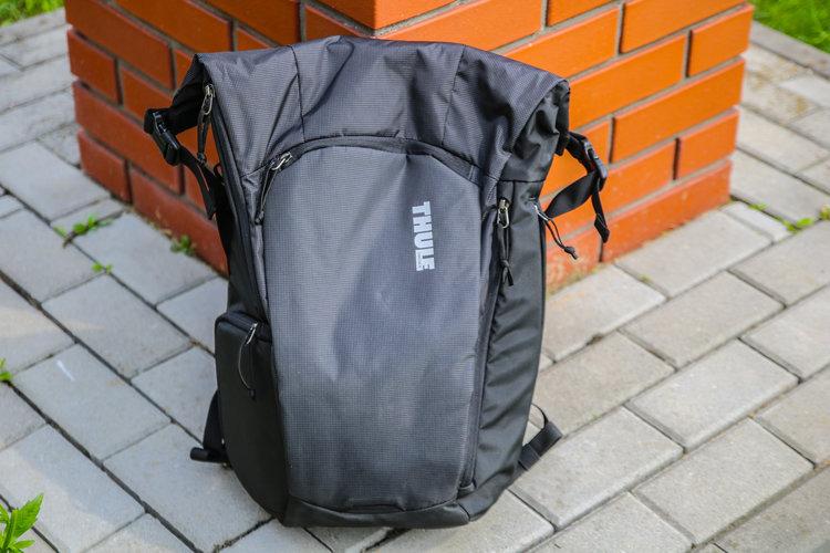 Thule EnRoute Camera Backpack 25L. Plecak nie tylko dla fotografa (test) -