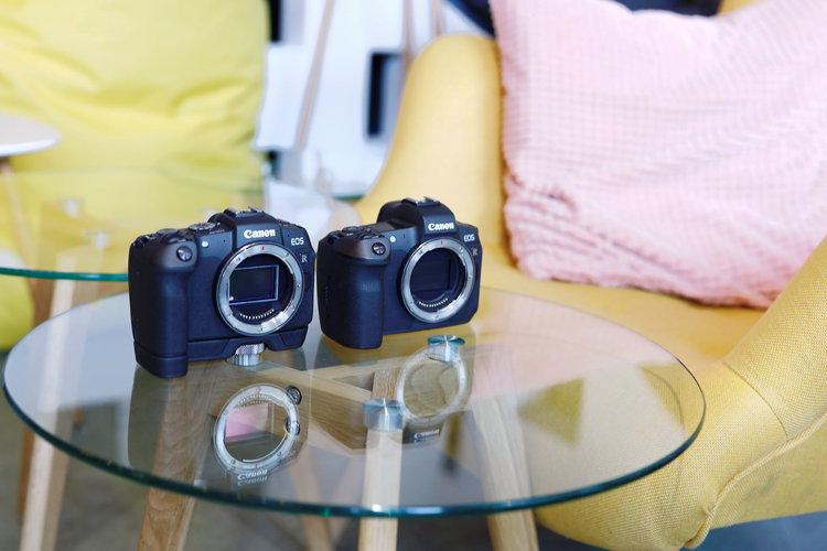 Nowy Canon EOS R z matrycą 83 Mpix -