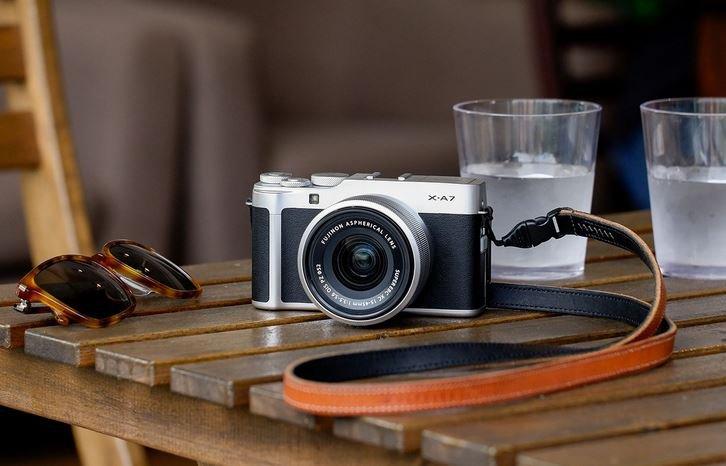 Fujifilm X-A7, czyli stylowy bezlusterkowiec dla amatora -