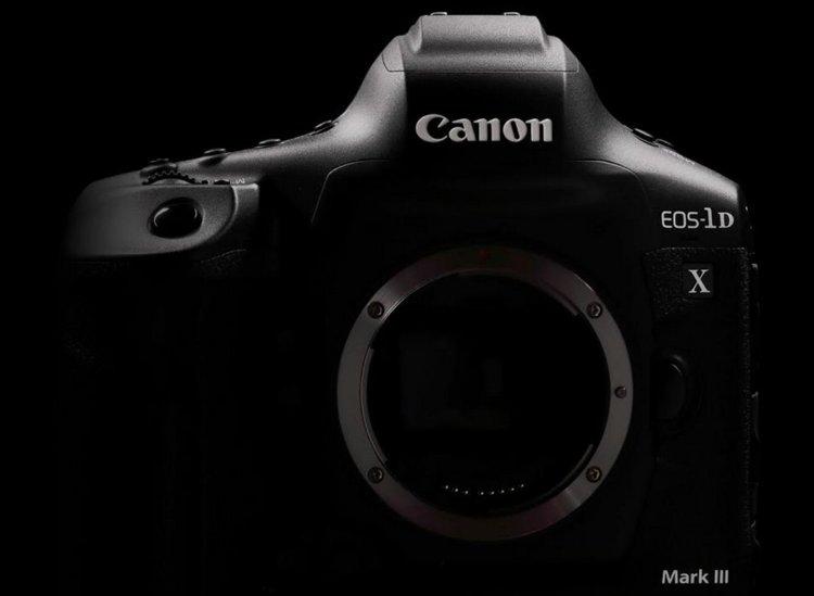 Canon EOS-1D X Mark III wkrótce na rynku. Co zaoferuje? -