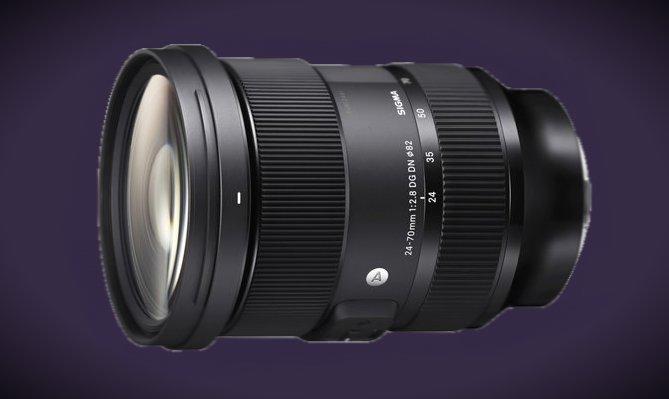 Sigma Art 24-70 mm f/2.8 DG DN dla Sony E będzie hitem? Znamy cenę! -