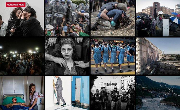 Oto finaliści World Press Photo 2020. Jest wśród nich Polak! -