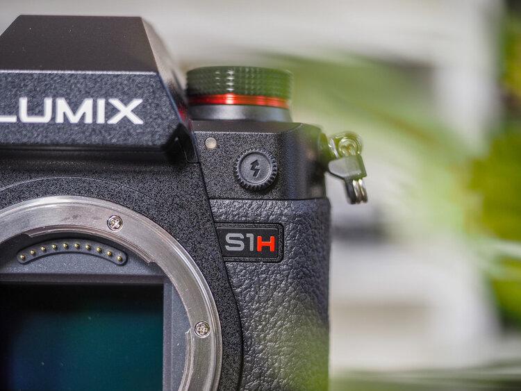 Już jest aktualizacja dla Panasonic LUMIX S1H. Bez ProRes RAW -