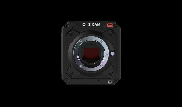 120 kl./s w 4K i 240 w Full HD za 6 tys. zł! Oto kamera Z-CAM E2-M4 -