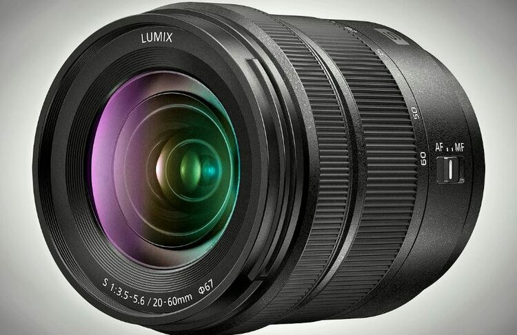 LUMIX S 20–60 mm F3,5–5,6. Uniwersalny obiektyw dla pełnej klatki Panasonika -