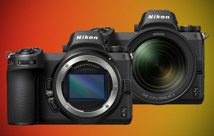 Nikon Z5 w drodze. Konkurent dla Canona EOS RP? -