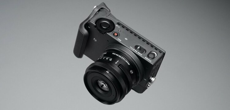 Sigma fp staje się świetnym aparatem do filmowania -