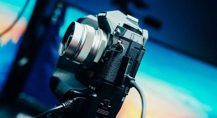 Olympus jako kamera internetowa! Darmowy program -