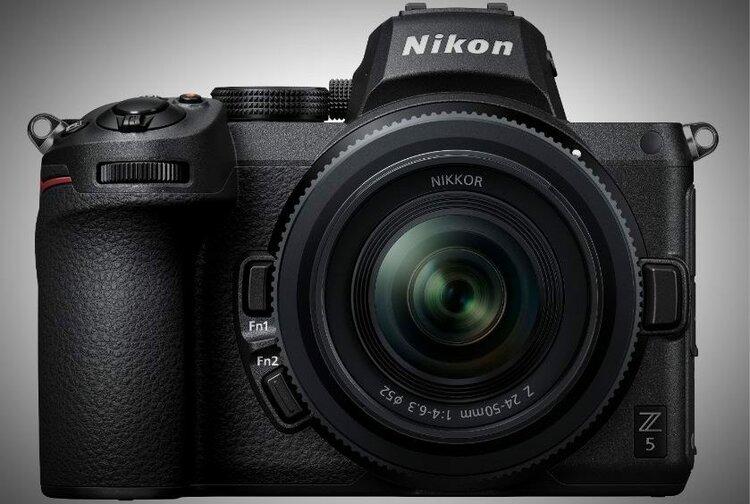 Nikon Z5. Pełna klatka ze świetną specyfikacją i ceną -