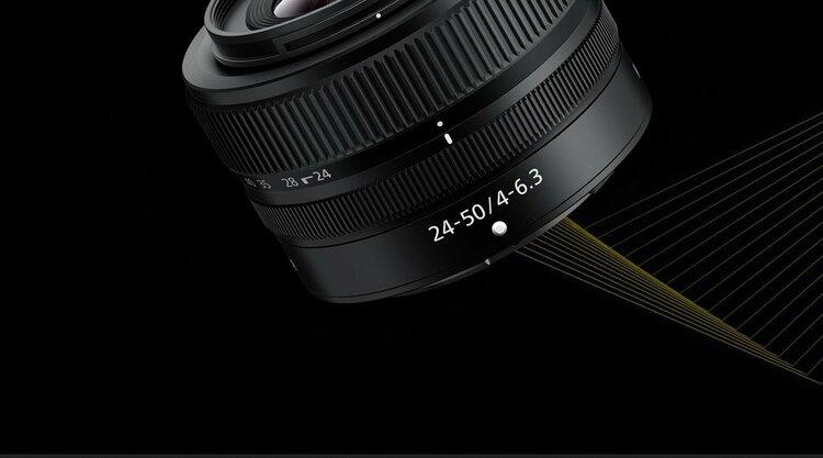 Nikon Nikkor Z 24-50 mm f/4-6.3 – kompaktowy i budżetowy obiektyw dla pełnej klatki -